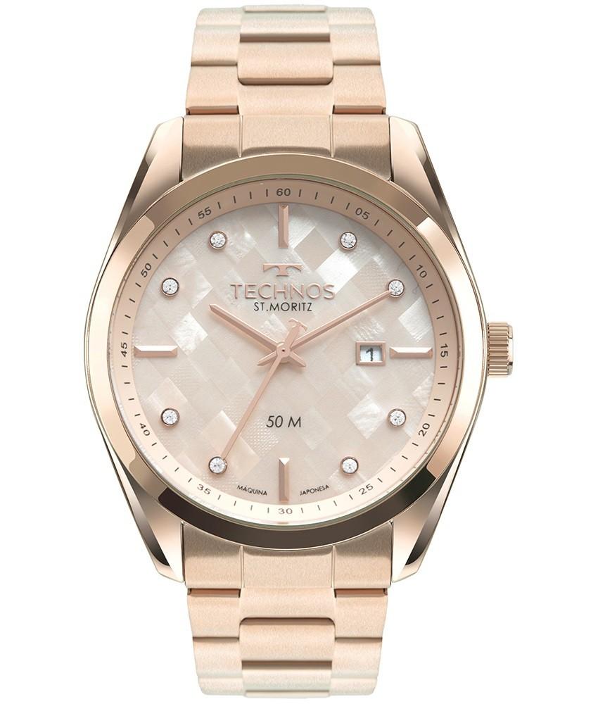 Relógio Technos Feminino 2117LCK/1T