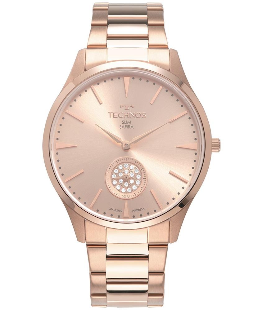 Relógio Technos Feminino VD78AC/4T