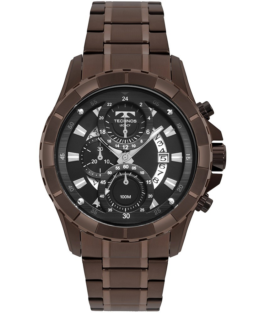 Relógio Technos Masculino JS15FN/4P