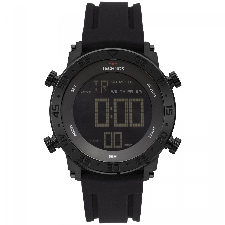 Relógio Technos Masculino Performance Digital Quartz BJK006AA/4P