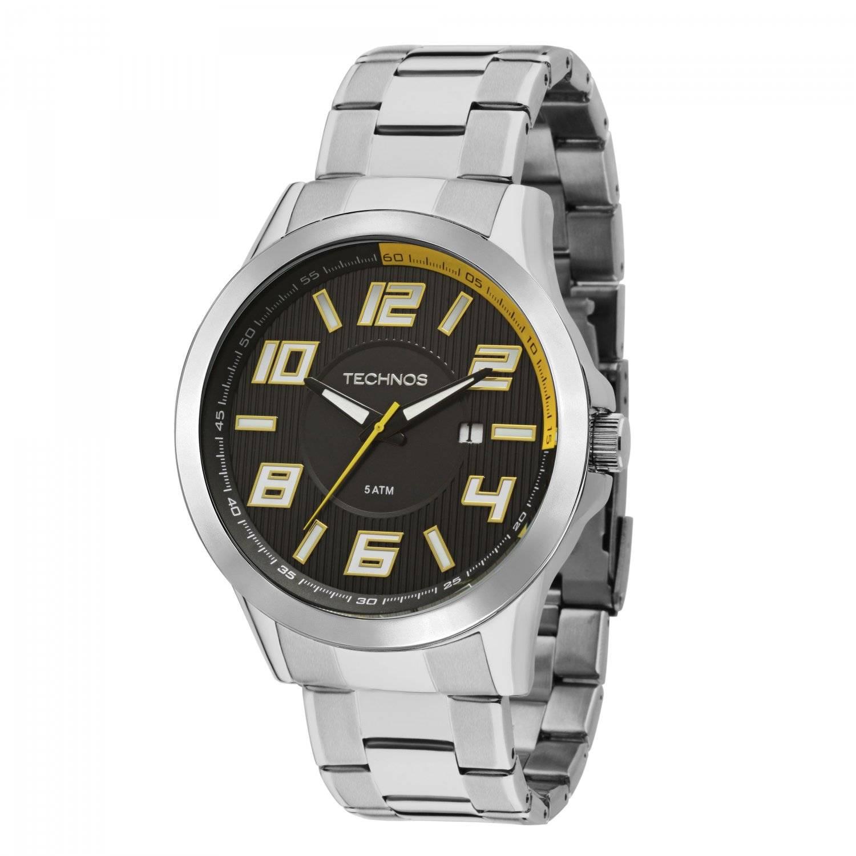 Relógio Technos Masculino Performance Racer Quartz 2115KNE/1Y