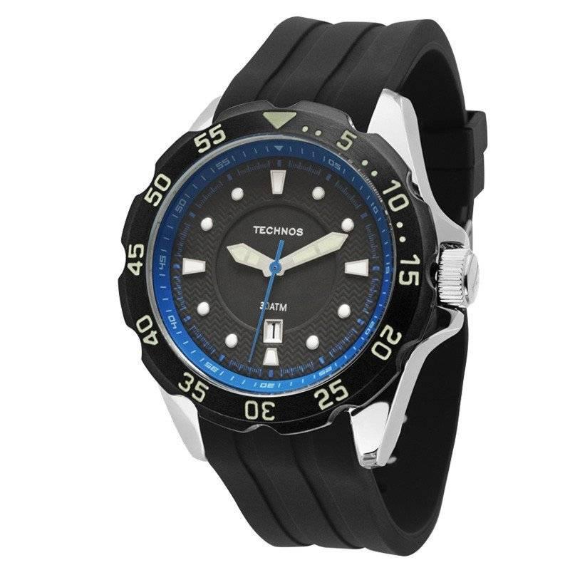 Relógio Technos Performance Acqua Masculino Quartz 2115KPB/8P