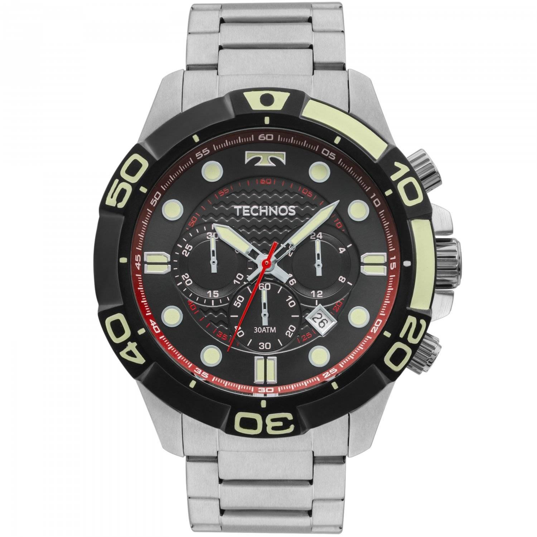 Relógio Technos Performance Acqua Masculino Quartz JS25BP/0P