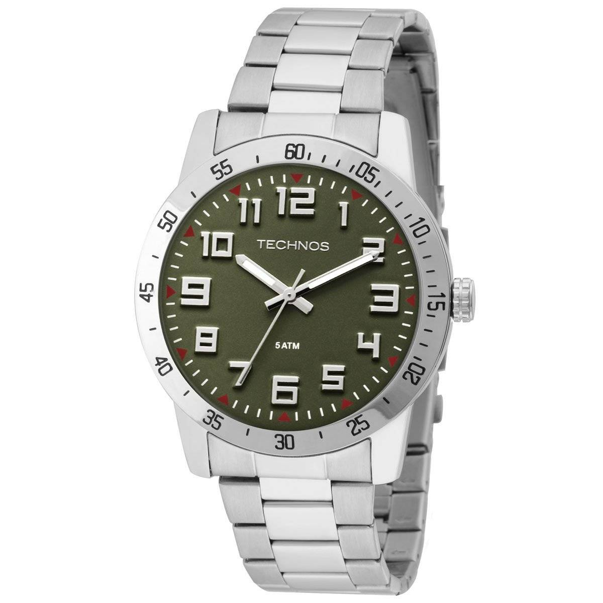 Relógio Technos Performance Military Masculino Quartz 2035LWR/1V