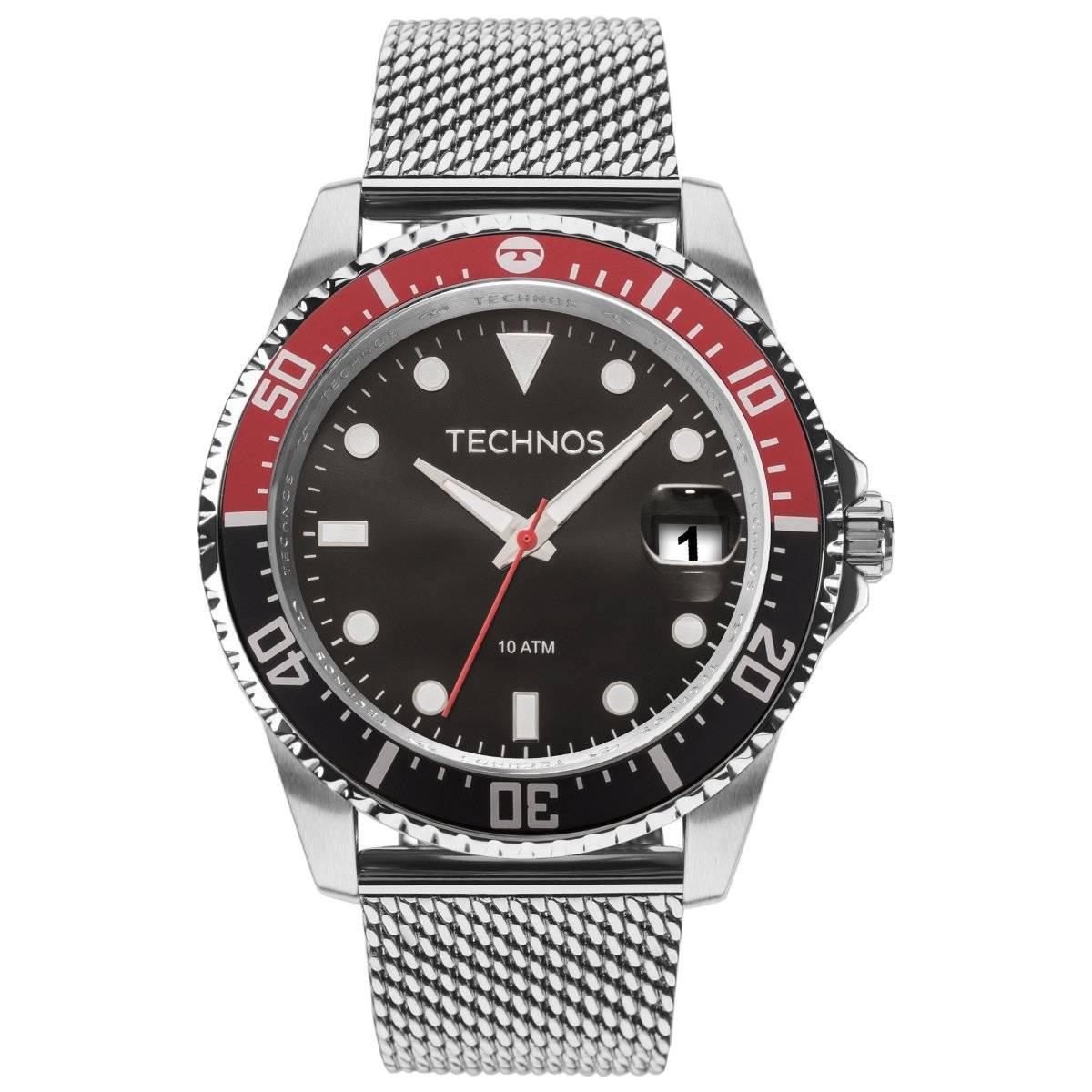 Relógio Technos Performance Skymaster Quartz 2415CJ/0P