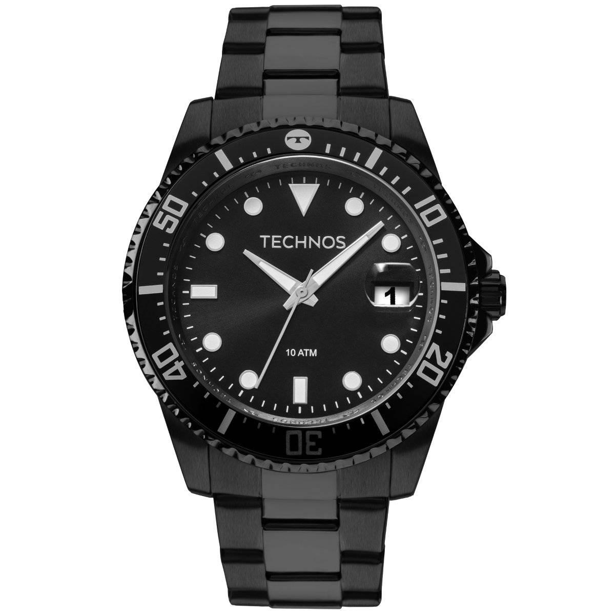 Relógio Technos Performance Skymaster Quartz 2415CL/4P