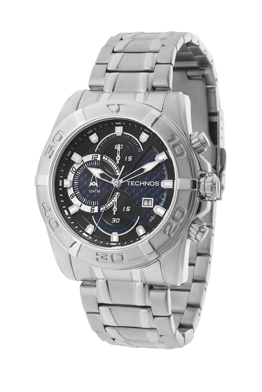 Relógio Technos Performance TS Carbon Masculino Quartz OS1AAU/1A