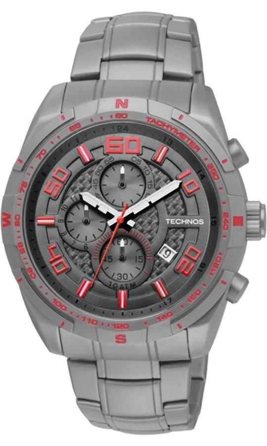 Relógio Technos Titanium Quartz OS1AAD/1R