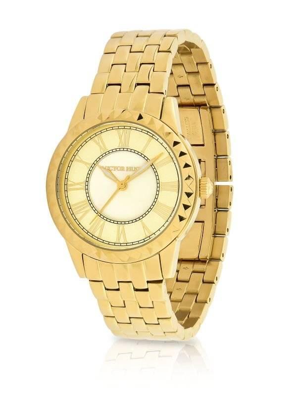 Relógio Victor Hugo Feminino Quartz VH10151LSG/65M