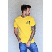 Camiseta 4U Always Amarela