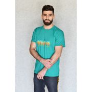 Camiseta Believe Verde