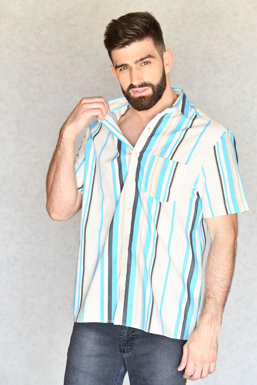 Camisa Fairplay Blue Listrada