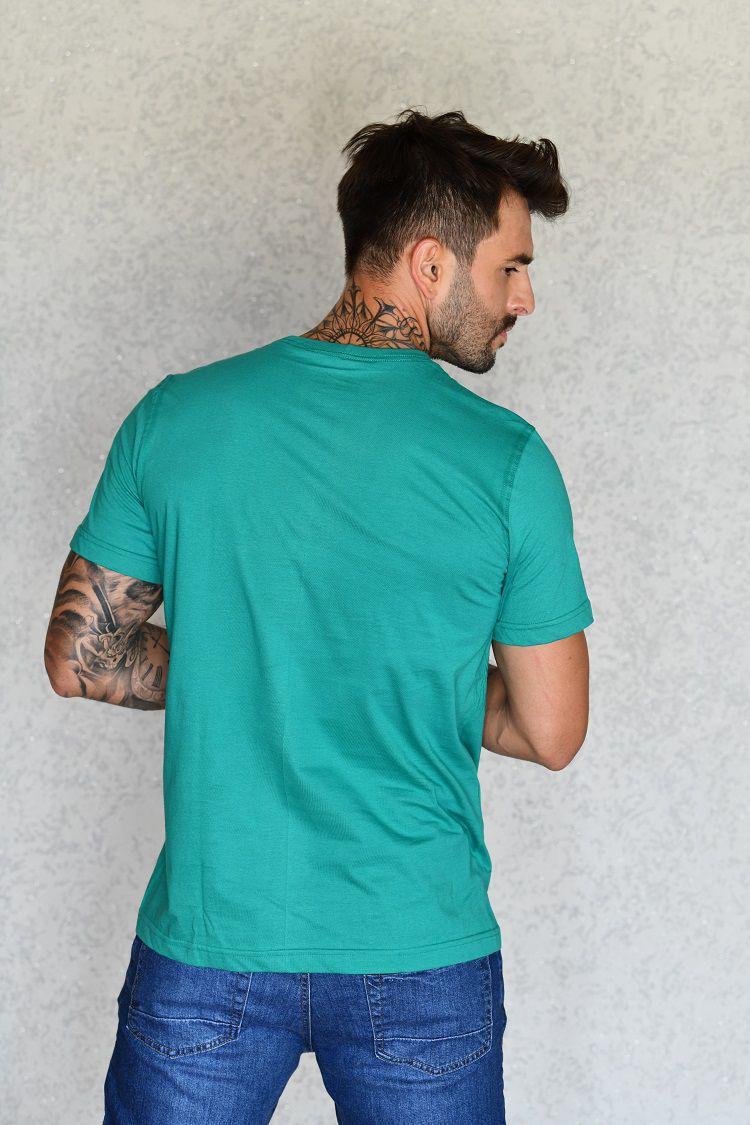 Camiseta Hate/Love Verde