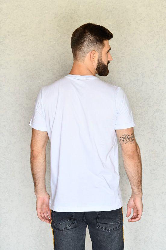 Camiseta NYC Branca