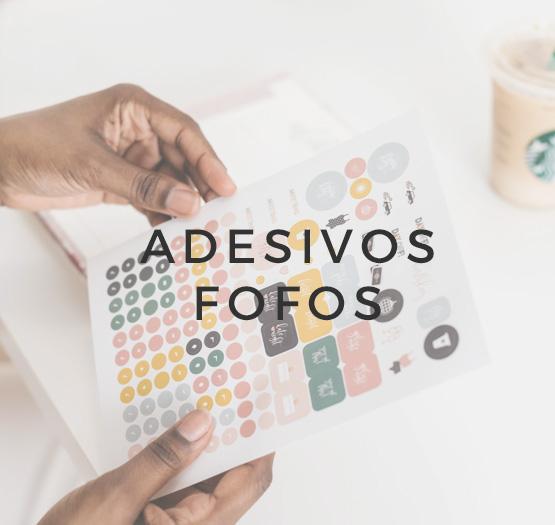 ADESIVOS FOFOS