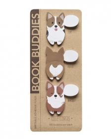 Book Buddies - Corgi