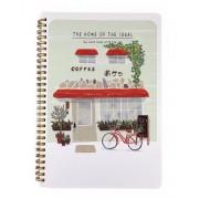 Caderno B5 Bike