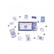 Caixinha de adesivos Caramel Waltz Azul