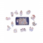 Caixinha de adesivos Fairytale - Alice