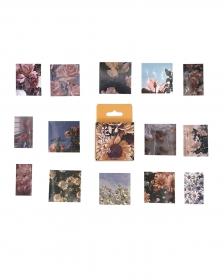 Caixinha de adesivos - Flower Talk
