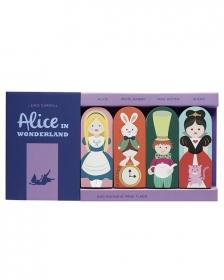 Flags personagens clássicos - Alice