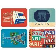 Ímã de geladeira Paris