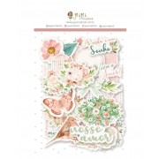 Kit de die cuts - Shabby Dreams