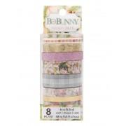 Kit de washi tapes - Floral Bo Bunny