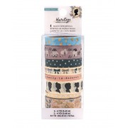 Kit de washi tapes - Heritage Crate Paper