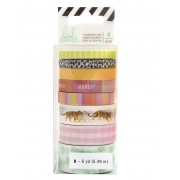 Kit de washi tapes - Tiger Heidi Swapp