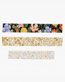 LINHA SPECIALS - AMOSTRA Paper tape strawberry fields