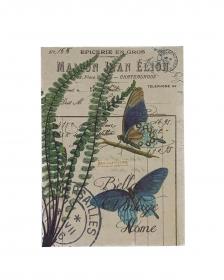 Notepad borboleta