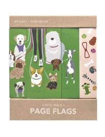Page flags - Dog Walk