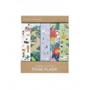Page flags - Summer in the park