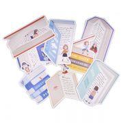 Postal - Livros