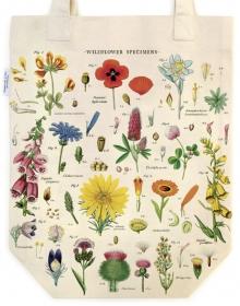 PRÉ-VENDA LINHA SPECIALS Wild Flowers Tote Bag (LEIA A DESCRIÇÃO)