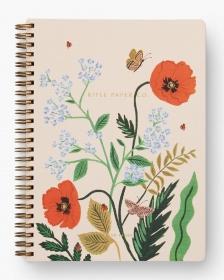 LINHA SPECIALS - Caderno Poppy Botanical