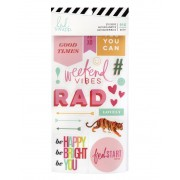 Sticker Book - Heidi Swapp 916 adesivos