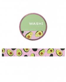 Washi tape - Avocados