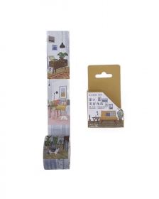 Washi Tape Larga - Home