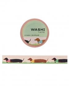 Washi tape - Salsichinha