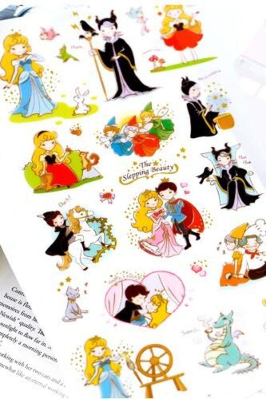 Adesivo - Fairyrtales (vários modelos)