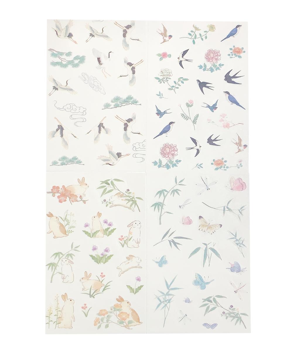 Adesivo Fauna&Flora