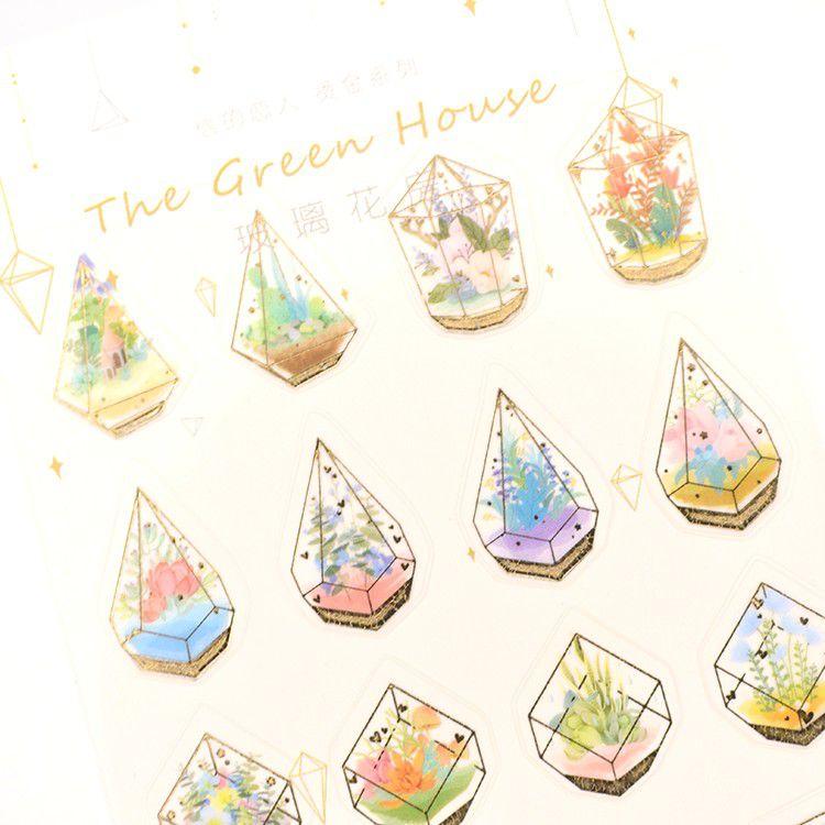 Adesivo - Green House