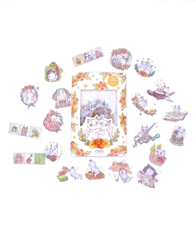Adesivos - Craft Cats