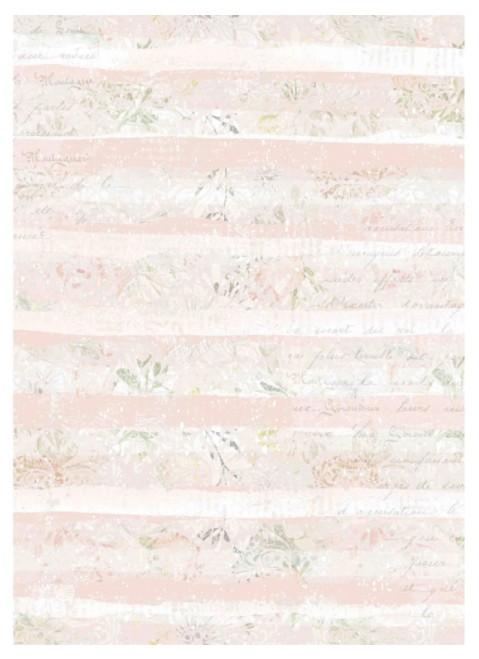 Bloco de folhas A4 - Shabby Dreams