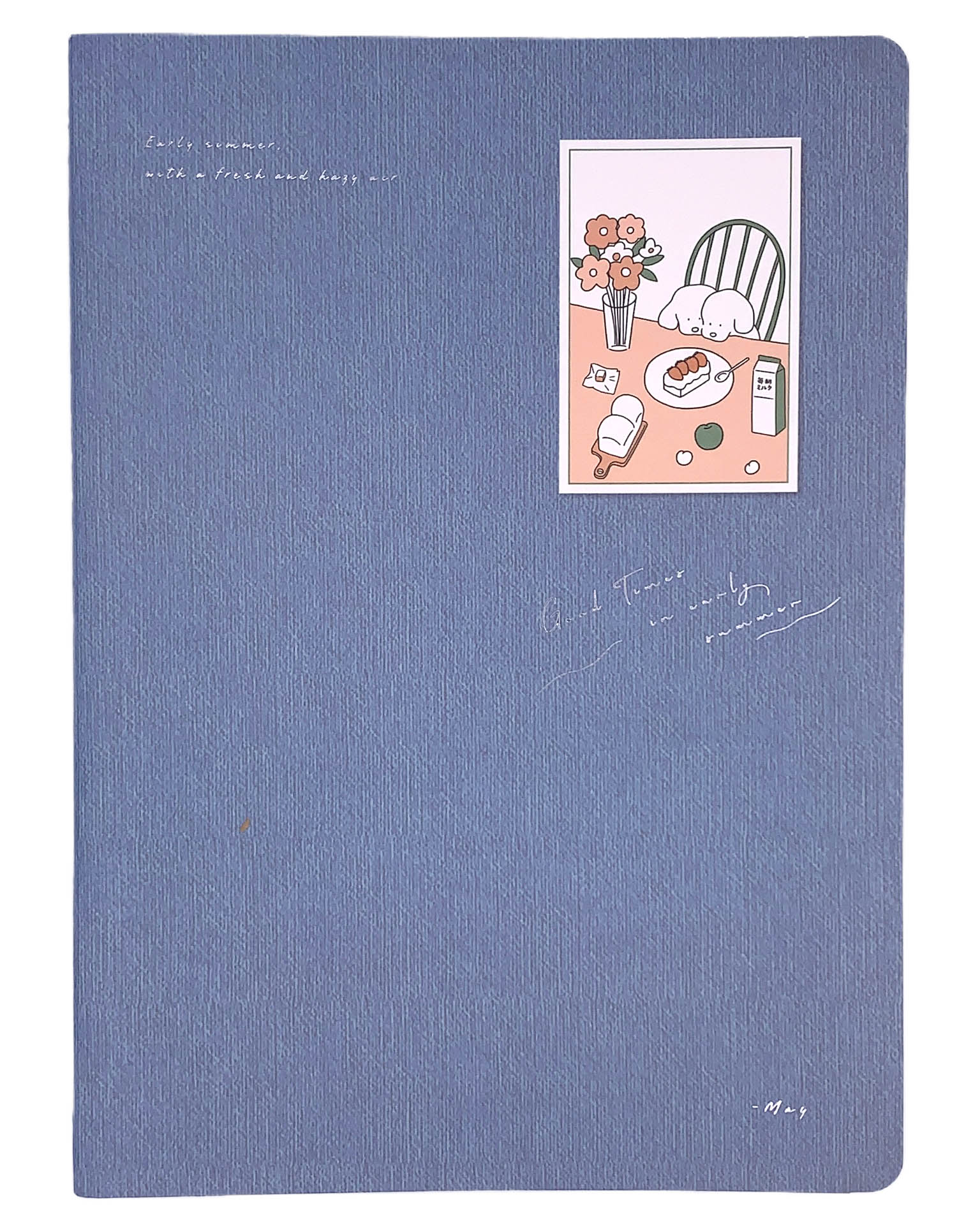 Caderno B5 - Early Morning
