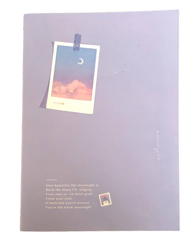 Caderno B5 - Quiet Moment