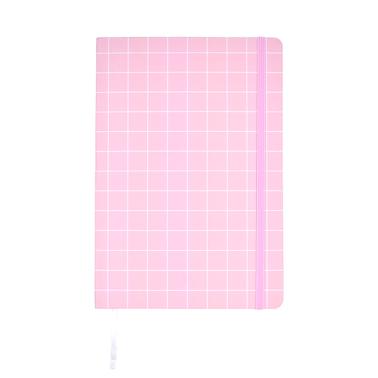 IMPERFEITOS Caderno La Papeterie Collection - Grid Rosa