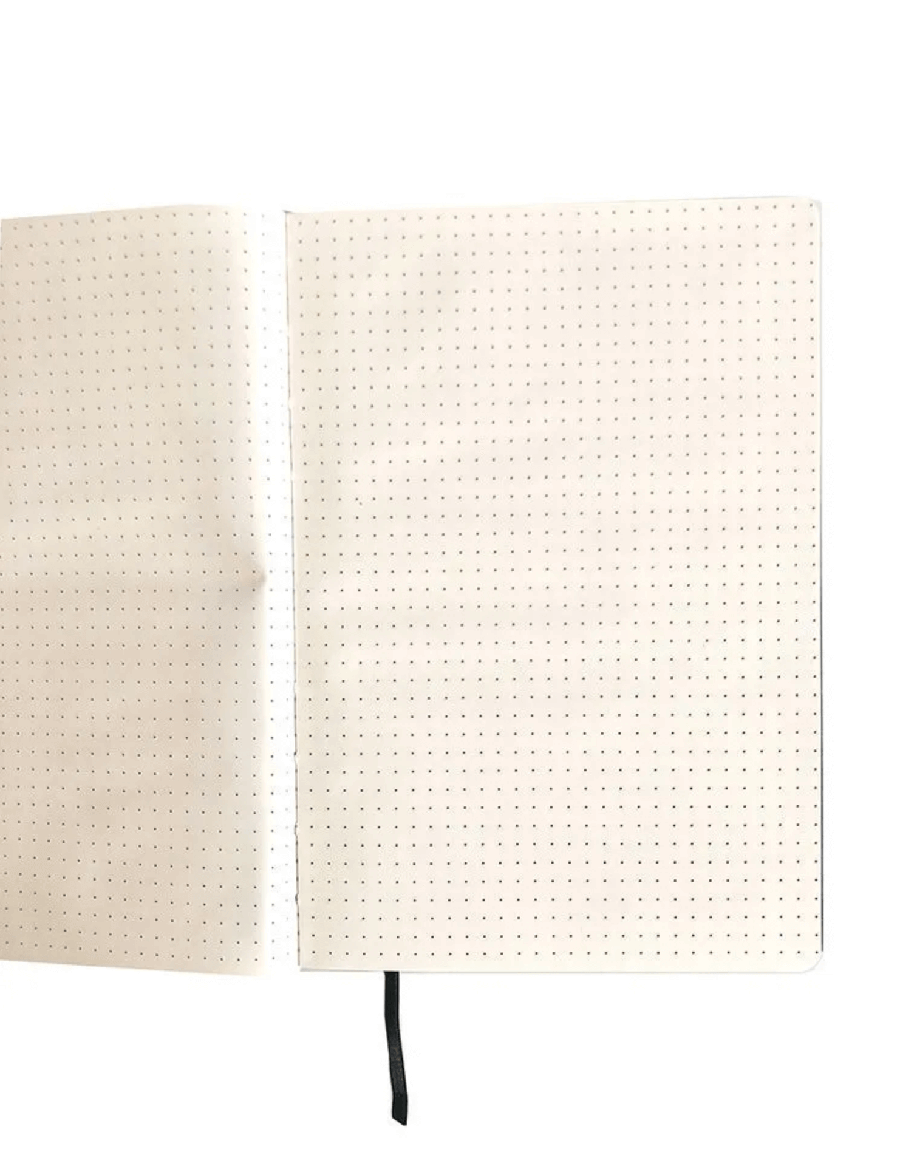 Caderno La Papeterie Collection - Grid Rosa